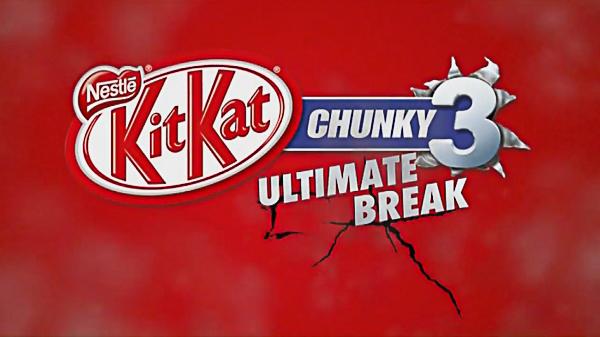 Kit Kat Chunky 3 Ultimate Break Image for portfolio pic-