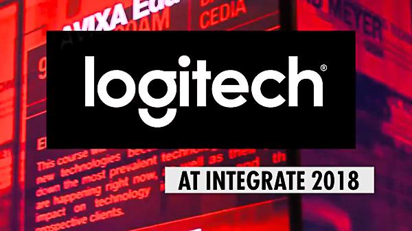 Logitech at Integrate 2018-Portfolio