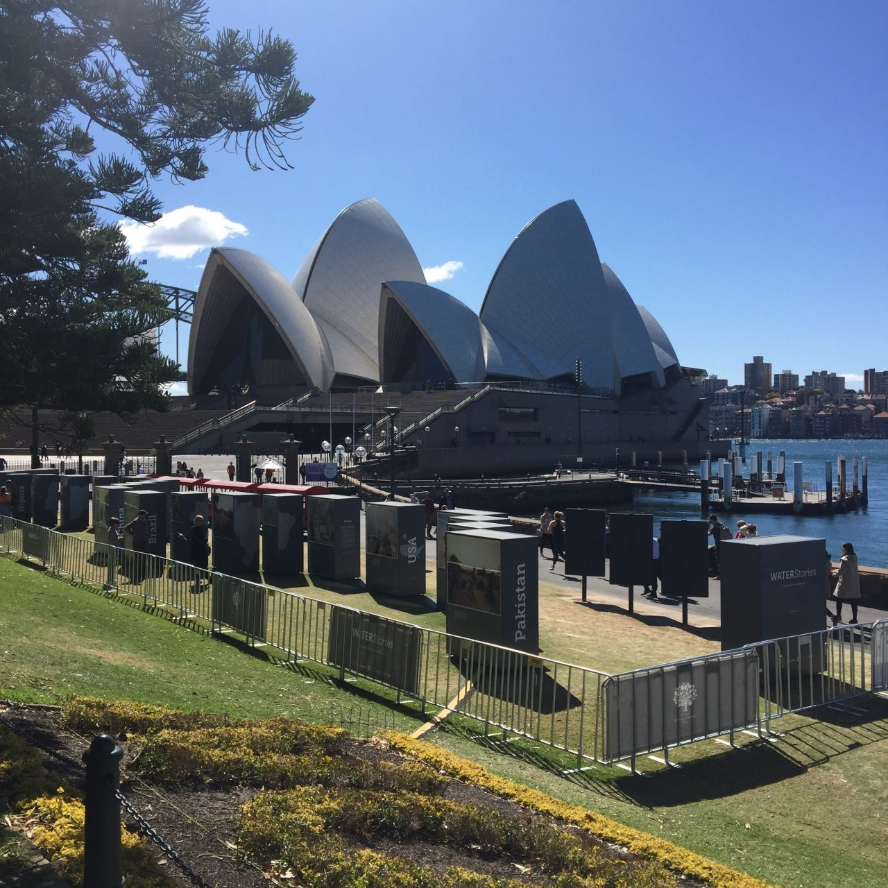 Water Stories and Opera House