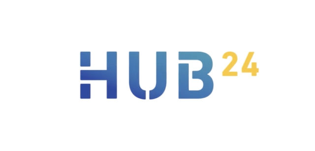 HUB24 Animation Logo
