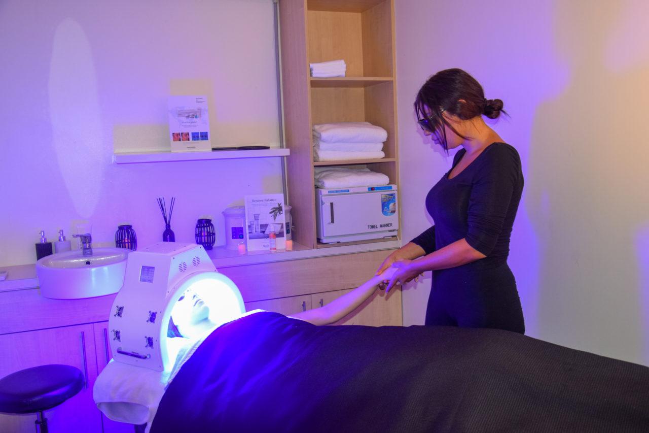 Architects of Skin treatment at Mosman Clinic